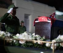 Ashes of Fidel Castro Ruz Buried in Santiago de Cuba