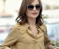 French Icon & Oscar Favourite Isabelle Huppert Talks To R29