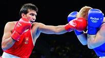 Rio 2016: Manoj Kumar mauls medallist