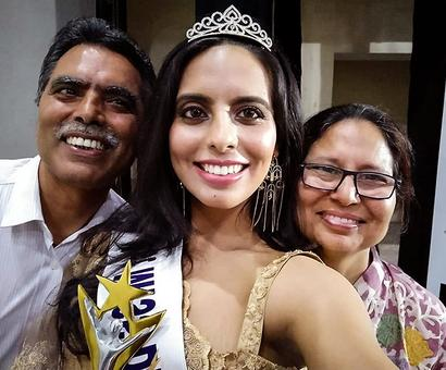 'Thanks Maa and Paa': Miss Deaf India's heartfelt letter to her parents