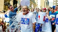 Ice bucket that sparked charity blitz comes to Smithsonian