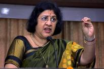 Merger with SBI associates will cut costs, improve efficiency: Arundhati Bhattacharya
