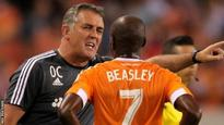 Coyle makes exit from MLS side Houston