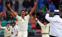 Starc gives Aussies hope after innings collapse