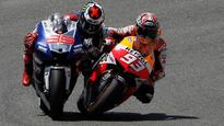Lorenzo: It's nothing personal, but...
