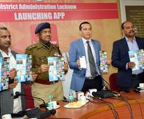 Now, a mobile app on Lucknow