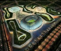 Here Is Zaha Hadid's Vision For The New FIFA World Cup Soccer Stadium In Qatar