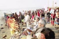 50 lakh expected on Paush Purnima today