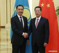 China, Kazakhstan agree on development strategies
