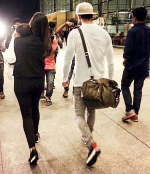 Shahid Kapoor, family go on vacation