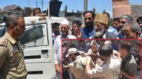 Geelani, Mirwaiz arrested, not allowed to march towards ...