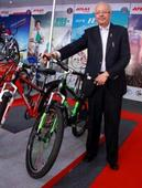 Hi-end Cycles need of hour, cycle industry need to learn techniques from Taiwan, Pankaj Munjal MD Hero Cycles