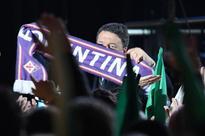 Khouma Babacar gives Fiorentina a lift