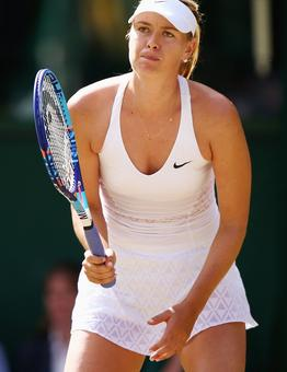 Here's why Sharapova is getting wildcards