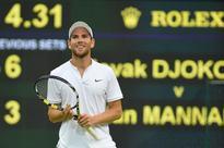Wimbledon: Djokovic wins 30th straight match after defeating Mannarino