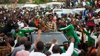 Edgar Lungu narrowly wins Zambian election, amid accusations of vote rigging