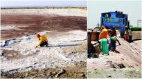 On track: A dedicated train to witness Sambhar's salt pans