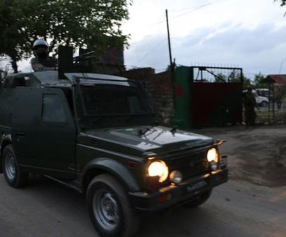 Budgam: 2 terrorists killed in encounter