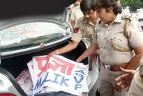 Delhi Police counters poster campaign with poster-removing campaign in DU