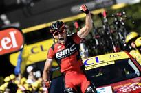 Van Avermaet takes 'best jersey in the world' at Tour