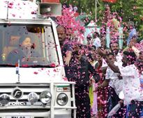 Jayalalithaa thanks R.K. Nagar voters