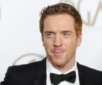 Damian Lewis tells protesters who claim he is too 'privileged' that they 'missed the point'