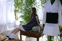 Creations of Chinese designer Samuel Gui Yang presented in Milan