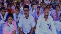 Haryana: After five days of hunger stikre, Govt hears Rewari schoolgirls' plea; school to be upgraded