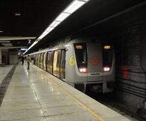 Delhi Metro train gets stuck in tunnel, commuters evacuated
