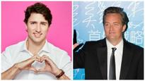 Friends actor Matthew Perry once beat up Canadian PM Justin Trudeau