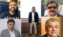 Dentsu India elevates four execs; eyes No. 2 rank by 2017