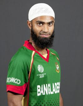 Bangladesh cricketer Shuvo hospitalised after being hit by bouncer