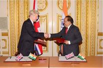 India and UK join hands to work as R&D partners in Solar Alliance and Nano Material Research