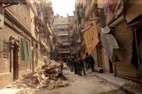 VIDEO: Aleppo still under terrorist attacks