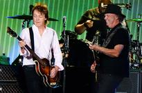 Paul McCartney & Neil Young Jam on 2 Beatles Classics & a John Lennon Anthem at Desert Trip Day 2