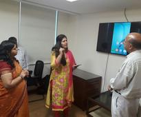 Pankaja Munde launches mobile app CHIRAG for child protection