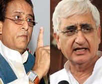 Salman Khurshid behind my detention at US airport: Azam Khan