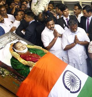 EPS orders probe into Jaya's death, museum at Poes Garden