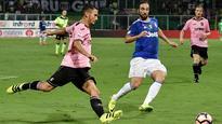 Edoardo Goldaniga's own goal hands Juventus 1-0 win at Palermo