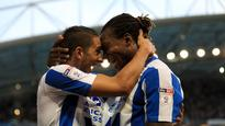 Brighton go top of Championship with win as Norwich keep pace