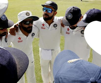 Team India to get a break before tour of SA in January