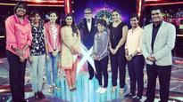 SEE PICS: Mithali Raj & Co clean-bowled after meeting Amitabh Bachchan on KBC set