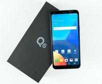 LG Q6 Giveaway Winner Announcement