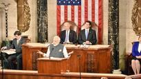 Modi speech in US Congress: PM talks terrorism and yoga, cracks up audience with a bipartimanship joke