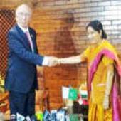 TTD offers Silk Vastrams to Narasimha Swamy