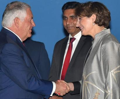 Tillerson arrives in India; asks Pak to step up fight against terror