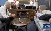 Hilarious Spoof Featuring Obama Shows the President's Retirement Plan