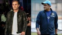 Virender Sehwag set to give tough competition to Anil Kumble for India's Head Coach position: Report
