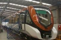 First Riyadh metro Orange Line train delivered