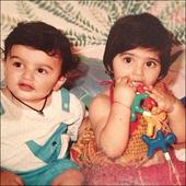Check out Sonam Kapoor shares a childhood photo of Arjun Kapoor on his birthday